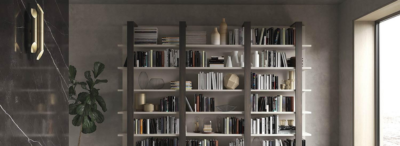 Librerie per soggioni a Bologna